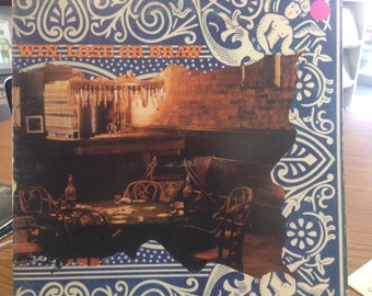 The Allman Brothers Band - Win, Lose, Or Draw - Vinyl