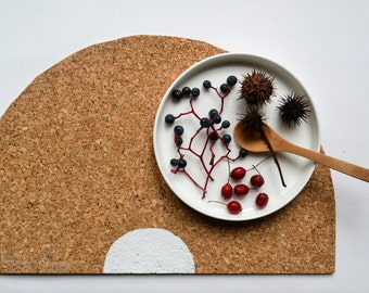 Cork mat, Cork privet, Cork placemat