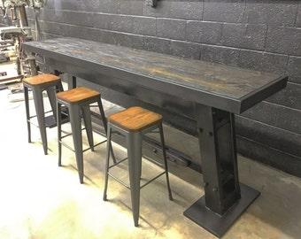 Fawks pub table
