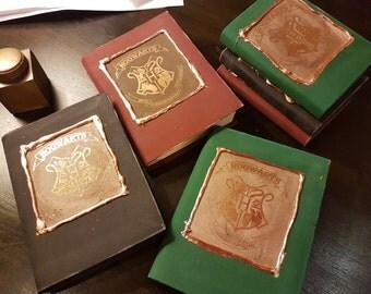 13 x 9 notebook Hogwarts