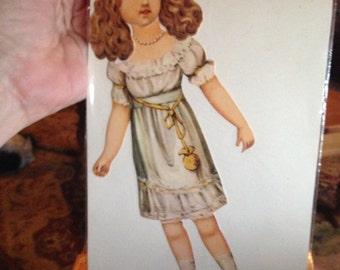 1983 Paper Doll Set