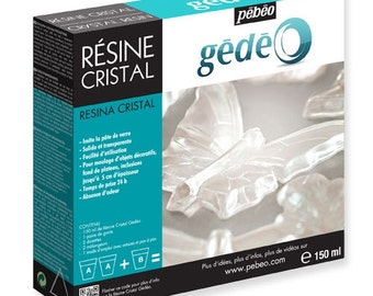 Pebeo Gedeo resin transparent