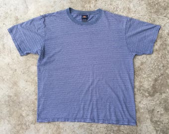Route 66 Striped Tee Size Large