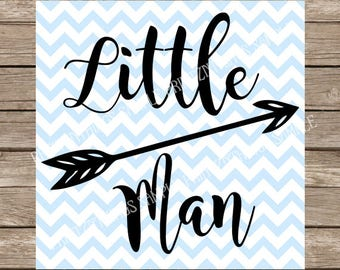 Little Man svg, Little Man, Baby svg, Baby, Baby Boy, Baby Boy svg, svg, svg files, Nursery svg, Nursery, svg silhouette, svg designs, dxf