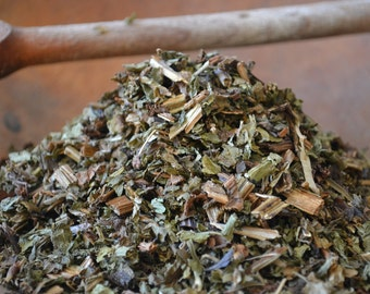 ORGANIC COMFREY herb • Symphytum officinale • Dried •Leaf • Boraginaceae • Non-irradiated • Non-gmo Herbs • Whole Herb • USA Grown • 1oz