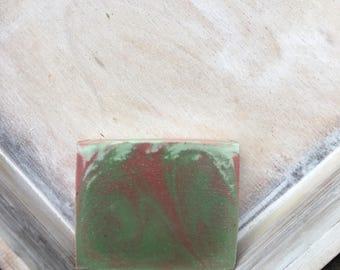 Goat Milk Soap Black Raspberry Vanilla - All Natural Soap - Handmade Soap - Homemade Soap