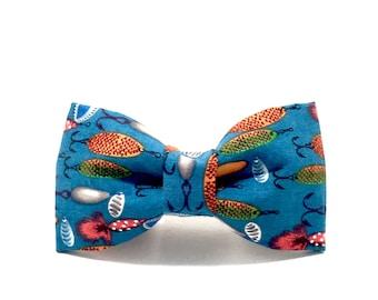 Fish Bow Tie Etsy