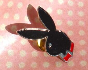 Vintage Playboy bunny pin