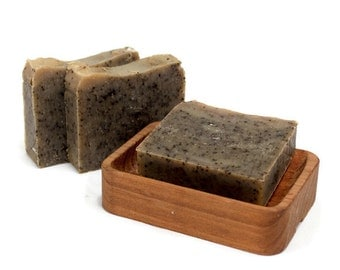 Kitchen Soap - Coffee Soap - Coffee Scrub Soap - Scrub Soap - Exfoliating Soap - All Natural Soap - Artisan Soap - Cold Process Soap - Soap