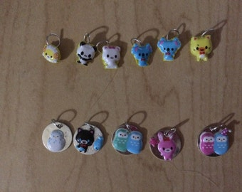 Super Cute Animal Charms