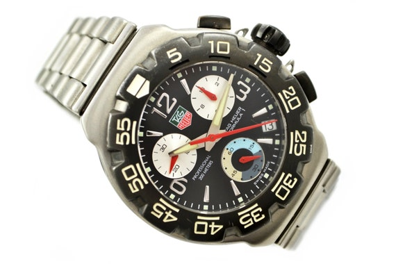 Certified Pre-Owned & Vintage TAG Heuer Watches -