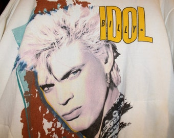Billy Idol Rare