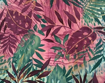 Jungle Skin fabric by The Alexander Henry Fabrics Collection - yardage
