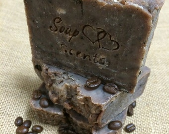 Snickerdoodle Latte--Handmade Soap