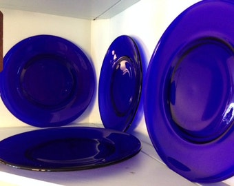Cobalt Plates