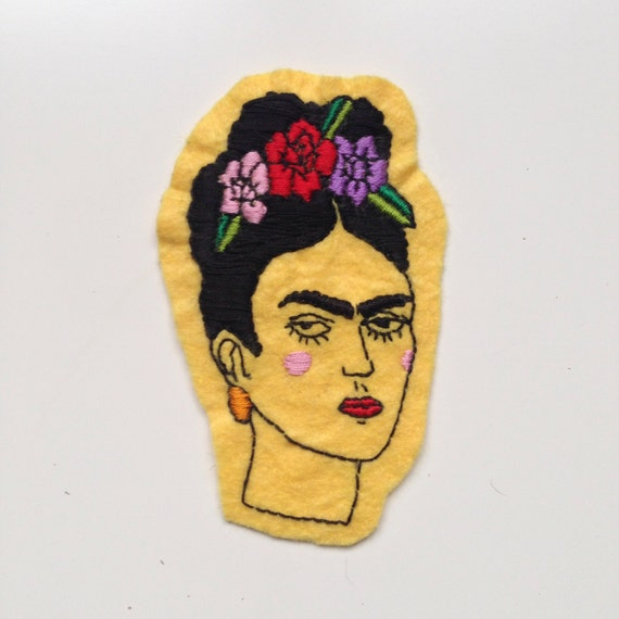 Patch Frida Kahlo