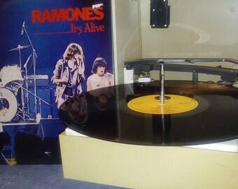 Ramones its alive lp Original 2xlp