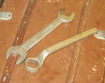 Craftsman Wrench , Open End Wrench , Box Wrench , Large Wrenches , Automotive Wrenches