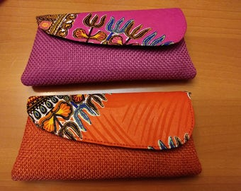 ANKARA CLUTCHES/PURSES
