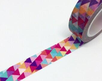 Colorfoul Geometric Shapes Tape 15mm x 10m