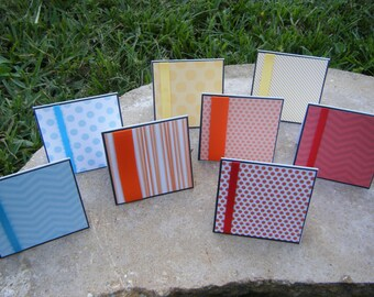 CLEARANCE   3X3 Card Sets, Small Cards, Gift Tags