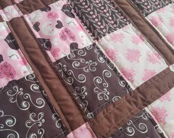 Cowgirl Baby Quilt