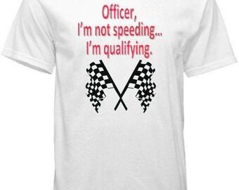 Speedy Driver T-Shirts
