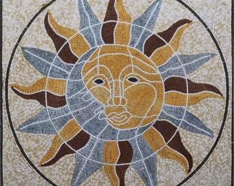 Mosaic Art - Galata Sunshine