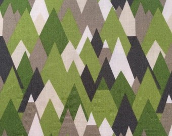 Mountains from the Adventure Collection by Amy Ellis for Moda Fabrics