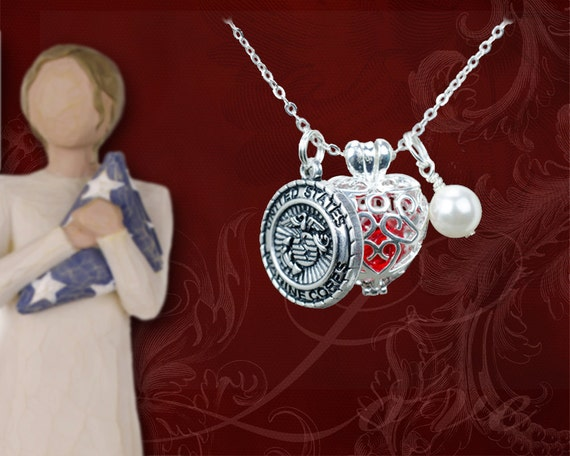 marine corps jewelry marine corps necklace birthstone keep your loved one 1932