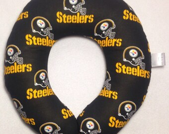 Pittsburgh Steelers- Travel/Neck Pillow