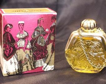 Vintage Avon Purse Petite glass Perfume Bottle Vintage Avon Decanter Collectible Hana Gasa Cologne Decanter Avon Bottle. Art Deco
