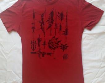 Monster Hunter Rathalos Shirt