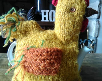 Chicken tea pot cozy