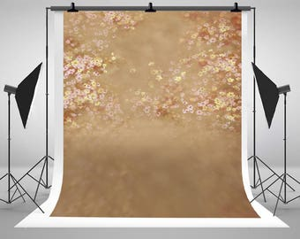 New Arrival Photography Backdrop Dream Colorful Flowers Backdrop Baby Birthday Backgrounds for Children Photo Studio LK-3866