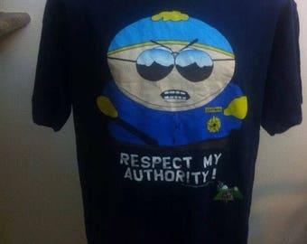 Vintage South Park t shirt sz xl 1990s