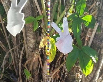 CLEARANCE Peace wind chimes