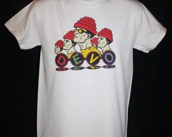 DEVO T-shirt