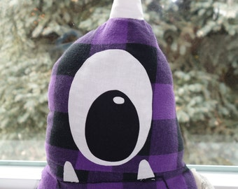 SALE! Recycled Super Soft Monster Plush