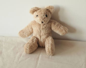 organic cotton teddy bear stuffed toy