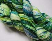 DK - 100% British Bluefaced Leicester (superwash) yarn - 23117