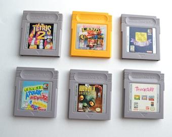 Take Your Pick! Original 10+ Nintendo Game Boy Games