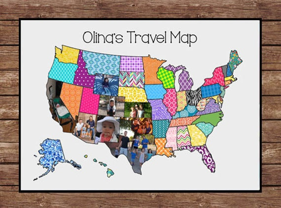 Travel memory map – Travel Tracker Map
