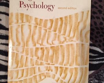 Organizational Psychology Book 1972
