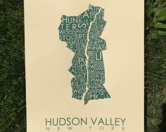 Hudson Valley - GREEEEEN!!!
