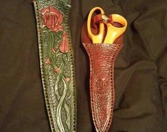 Custom Knife Sheath