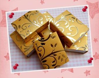 24 match boxes - Christmas calendar