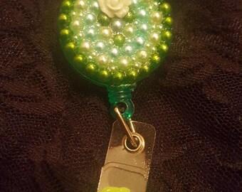 Princess Tiana Inspired Badge Reel