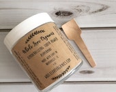 Remineralizing Tooth Powder - Vegan Toothpaste - Whitening - All Natural - Non Toxic - Detox - Fluoride Free - Mineral Rich - Peppermint