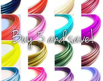 Buy 5 COLORED and save!